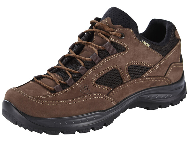 Hanwag Gritstone Wide GTX - Chaussures Homme - marron